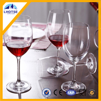 16oz Super Quality Lead Free Crystal Drinking Red Wine Glass Cup