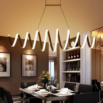 Diy Colgante Moderno Led Colgante Luces Para Comedor Bar Suspensión  Luminaire Suspendu Lámpara Colgante Accesorio De Iluminación Md85077 - Buy  Led ...