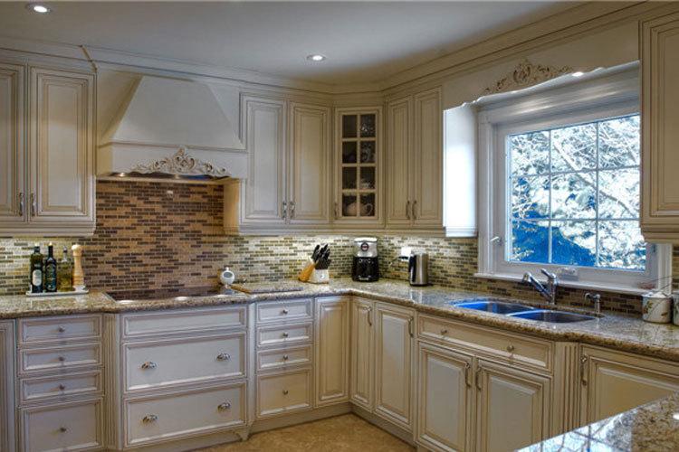 Indischen Stil Modulare Küche Designs Massivholz Küche - Buy Product ...