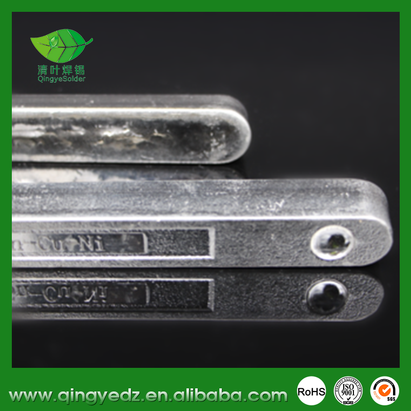 Customized professional wholesale solder tin bar of Bottom Price
