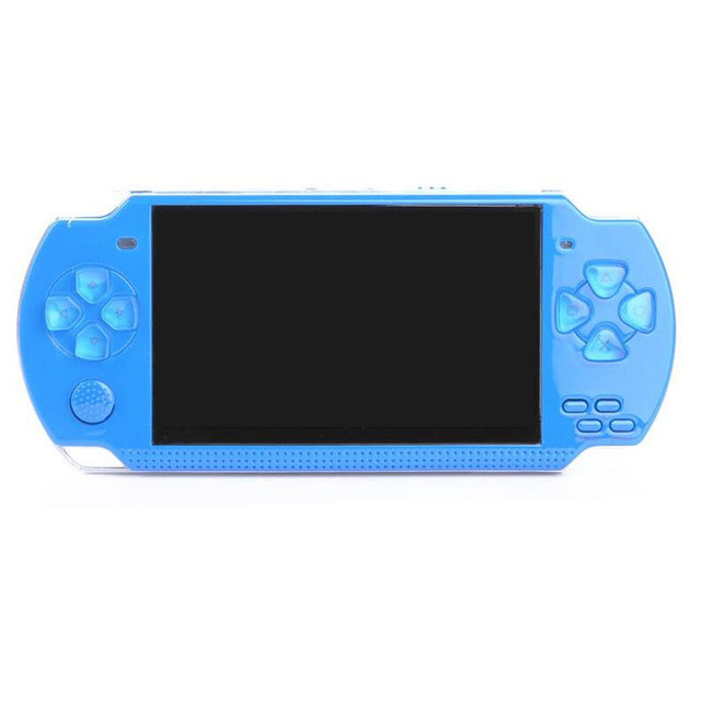 16 bit 4.3 inch screen MP5 Video handheld retro Game Console TV Out Game Player