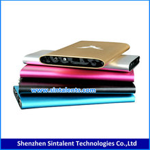Power Bank External Battery with ac plug ,promotional gift power bank enjoy power