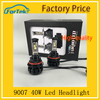 high power 9007 auto led headlight/headlamp cree 8000lm