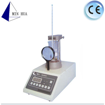 Minhua RD-1 Melting point tester, View Melting point tester, MINHUA