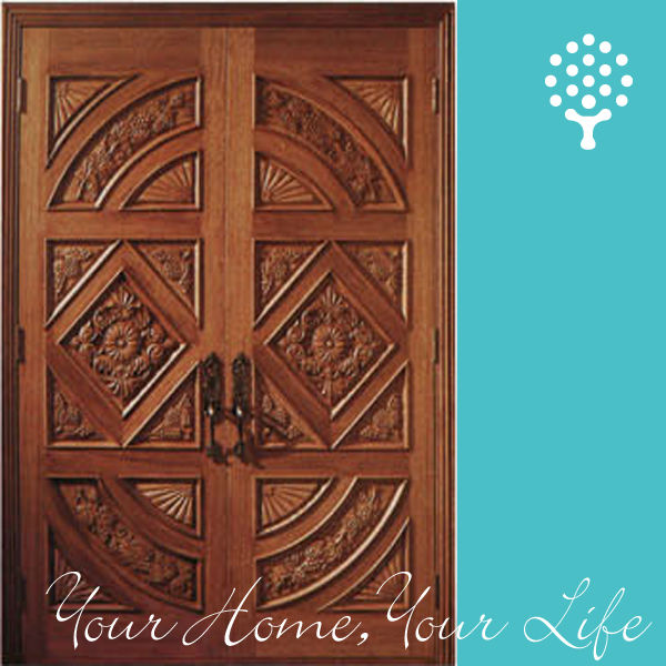 Arab Design Wooden Door, Arab Design Wooden Door Suppliers and ...