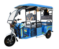 tricycle electric New Design Rickshaw 3 wheels bajaj tricycle electric motorcycles/tricycle/trike/scooter for adult
