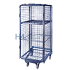 Foldable Material Handing Pallet Storage Logistic Trolleys