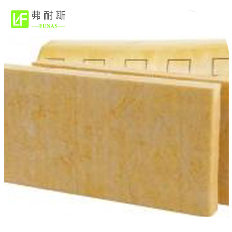 Heat Insulation Sound - Absorbing System Hydroponic rock wool