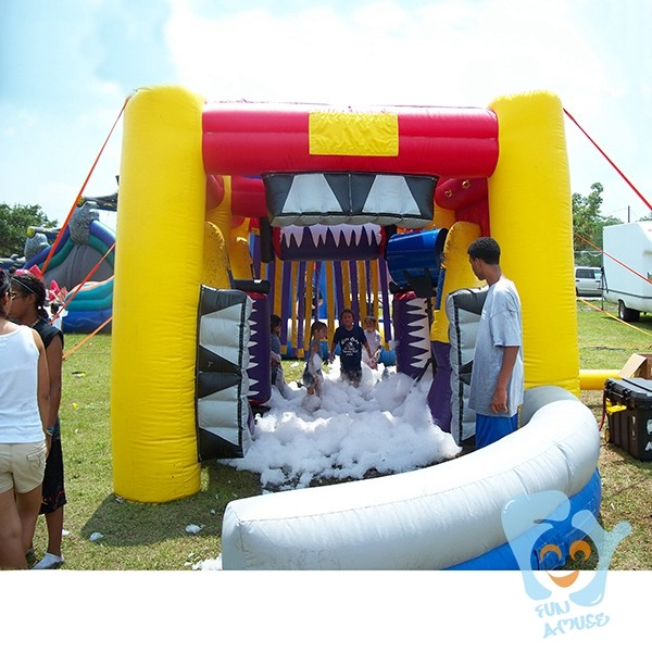 inflatable car wash for kids