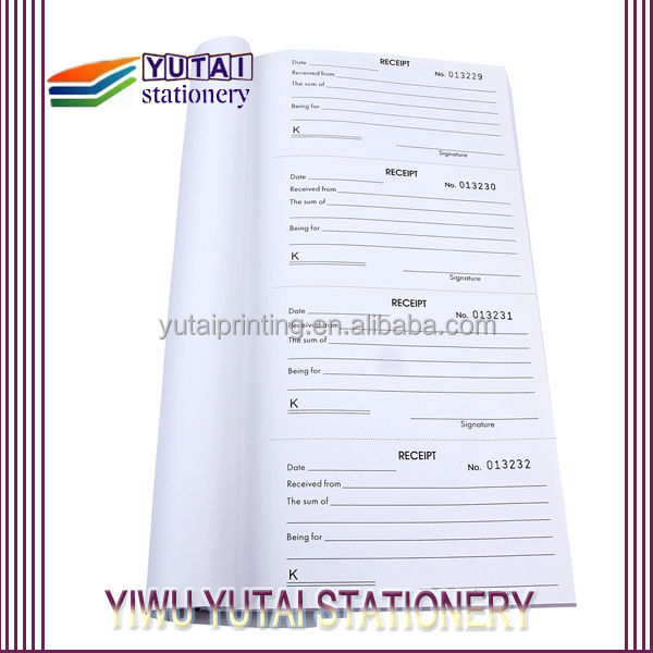 Duplicate Invoice Book, Duplicate Invoice Book Suppliers And Manufacturers  At Alibaba.com  Invoice Books Custom