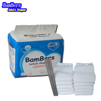 Disposable Adult Diaper For Elderly Old People Cheap Price Free Sample Hospital Senior Ultra Thick