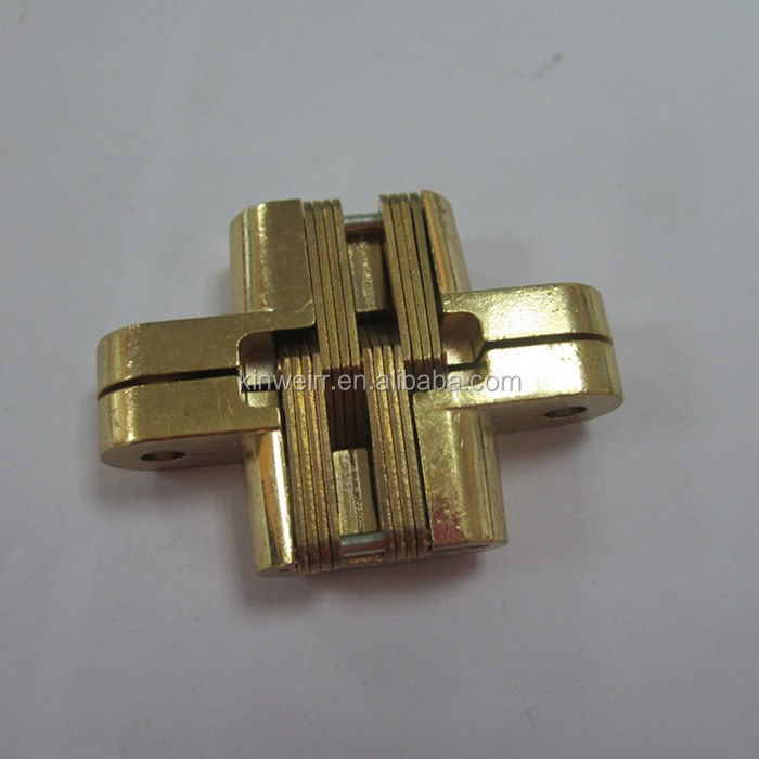 Zinc alloy Furniture Wooden Folding Table Hinges Door Cross Hinge