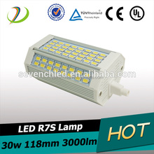 270d LED R7S 2835 SMD 118mm 3000-3300lm 30W R7S