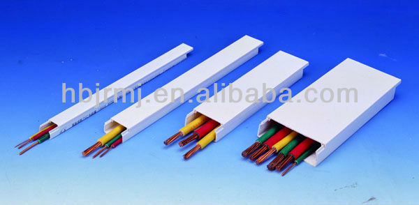 Electrical Wiring Duct Mold Pvc Plastic Wire Duct Mold Pvc