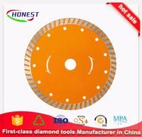 Sharpening diamond disc for ceramic diamond band saw blade