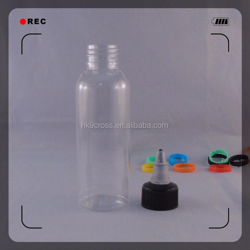 vente vide 60 ml 100 ml pet transparent bouteille en plastique pour cosm tiques emballage. Black Bedroom Furniture Sets. Home Design Ideas