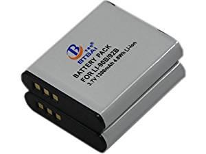 Li-90B 2x Battery for Olympus Li90B Li-92B Li92B SH-1 SH-2 SH-50 SH-60 SH1 SH2 SH50 SH60 Stylus TG-3 TG3 TG-4 TG4 TG-1 TG1 TG-2 TG2 XZ-2 XZ2 iHS his SP-100 SP-100EE digital camera