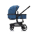 ZhileMei Foldable Anti-shock High Landscape Baby Stroller Infant Stroller Pram 3 in 1