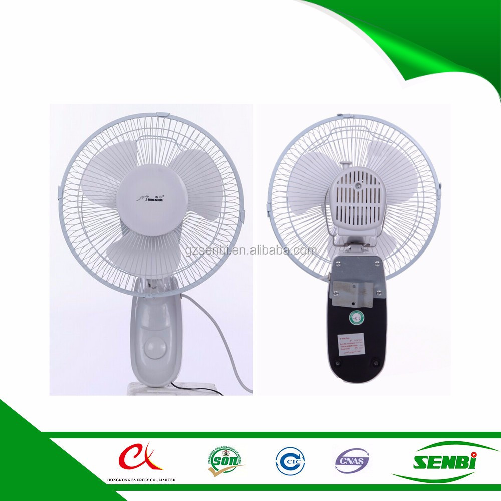 Small wall mount fan - Electric Wall Mounted Cooling Small Fan Assembly Power Consumption