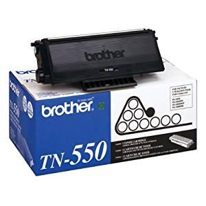 Brother DCP 8060, 8065DN, HL 5240, 5250DN, 5250DNT, 5280DW, MFC 8460N, 8660DN/8670DN/8860DN, 8870DW Black Toner Cartridge (3,500 Yield), Part Number TN550