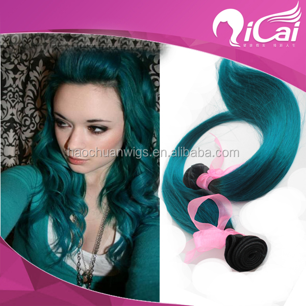 China Colored Two Tone Human Hair Extension Wholesale Alibaba