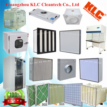Klc Factory Supply High Quality Clean Room Equipment With Air ...