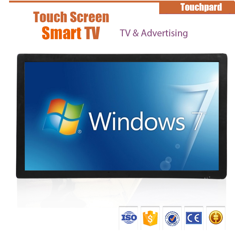 android/linux/mac/chrome/windoews8/win 7/win XP 42 inch touch screen all in one computer