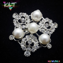 New design! Elegant Crystal Bling Rhinestone brooches