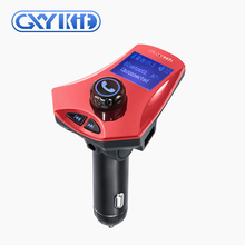 GXYKIT M7S 1.44 LCD car charger with electric charger car charger with 2 usb ports