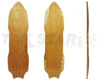 "40"" professional cruiser and downhill canadian maple longboard decks"