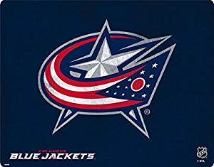 NHL Columbus Blue Jackets iPad Mini Lite Case - Columbus Blue Jackets Distressed Lite Case For Your iPad Mini