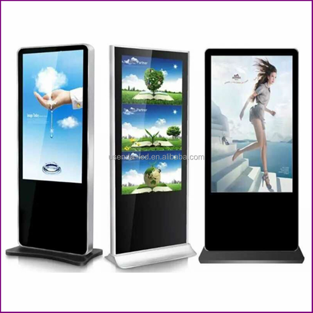46inch open frame led monitor lcd ad stand screen display