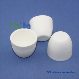 [HUTO CERATRIC] alumina ceramic refractory small crucible