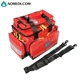 new design economic red medical trauma bag for first aid in travel sports
