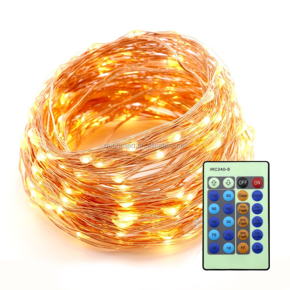 Modern style new product christmas light synchronizer 10m string light