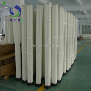 FILTERK BHA Pleated Dust Collector Jet Pulse Bag Filter