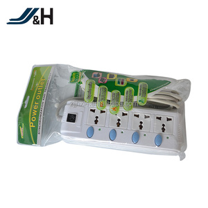 High quality 10A 2m indoor/outdoor australia power strip