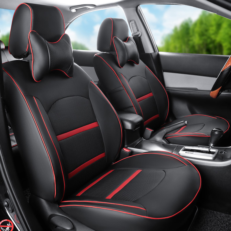 Leather Car Seat Cover 53