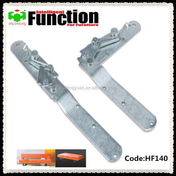 Furniture Spare Parts Function Hardware Of Sofa Bed Hinge