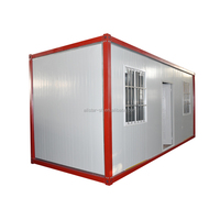 Low Cost 20ft Container House Modular Prefab House