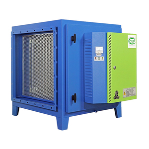 CE grade power supply commercial cost of kitchen exhaust industrial esp price electrostatic precipitator for coffee roaster