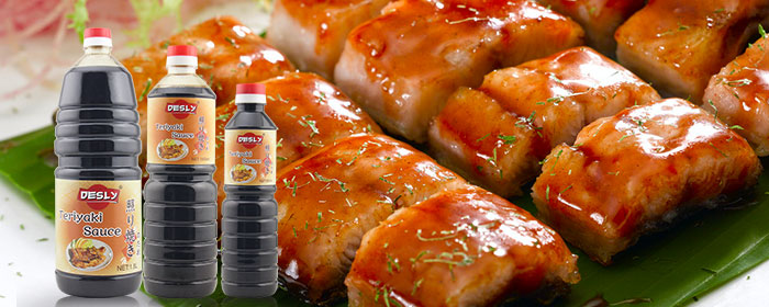 Japanese Cuisine Use 250ml Teriyaki Sauce