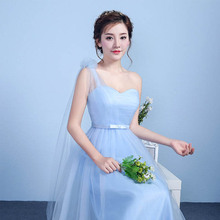 Long Formal Bridesmaid Dress Ball Gown Evening Party Cocktail Prom Dresses