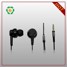 Hot Selling In-ear Design Earphone with Small Silicone Ear Cup for Small Ear