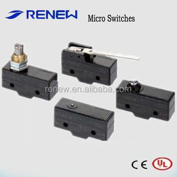 Z Series Micro Switch Basic 15a 250v Micro Switch Unimax