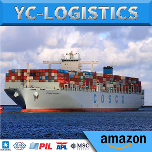Shipping agent by sea freight rate deliver to amazon fba from Shenzhen  China to USA Europe Canada