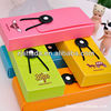 Factory price high quality PP pencil box