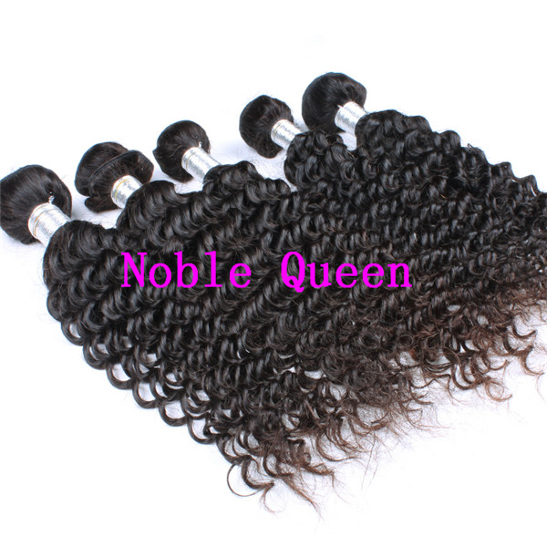 Noble Queens For Your Nice Hair Deep Wave Brazillian Hair