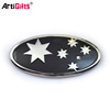 Factory direct supply metal luxury car emblem
