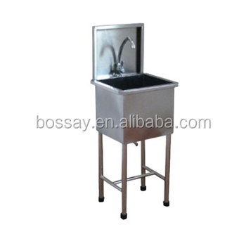 Bs-585 Stainless Steel Hand Wash Sink